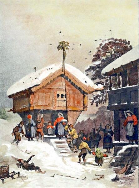kristendommen i norge norrøn tid