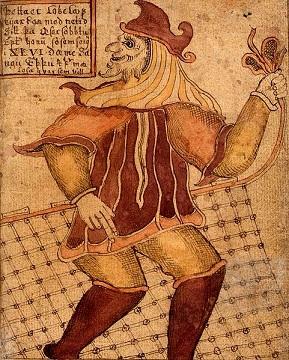 mytologisk sverd kryssord