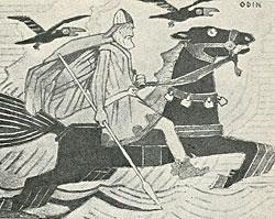 norrøn mytologi guder