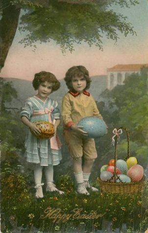 dekorerte egg fra østen